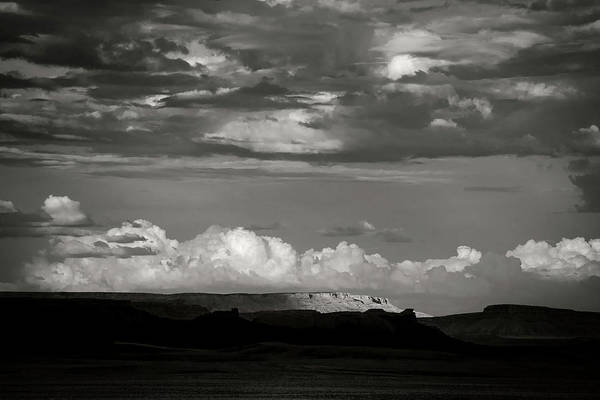 Photograph - Where The Earth Meets The Sky by Bud Simpson