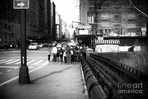 Photograph - Where The People Are by John Rizzuto