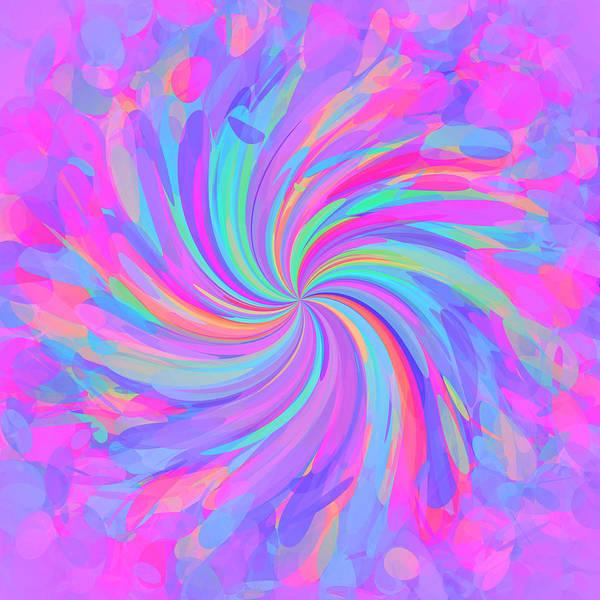 Whirl Digital Art - Whirl 10 by Chris Butler
