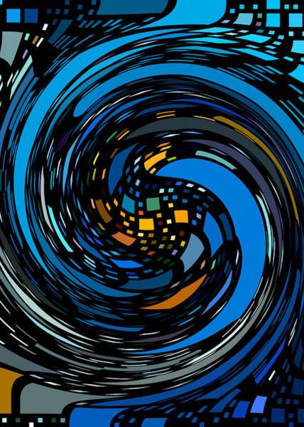 Whirl Digital Art - Whirl 11 by Chris Butler