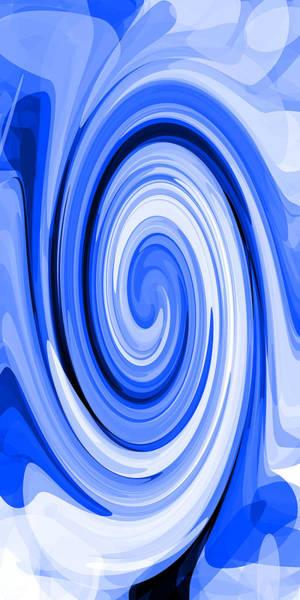 Whirl Digital Art - Whirl 7 by Chris Butler