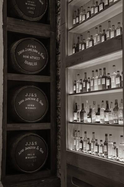 Irish Whiskey Photograph - Whiskey Through Time by Georgia Fowler