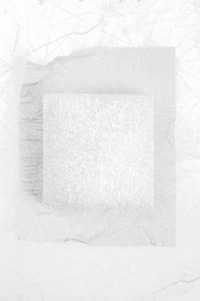 Photograph - White #0815 V2 by Andrey Godyaykin