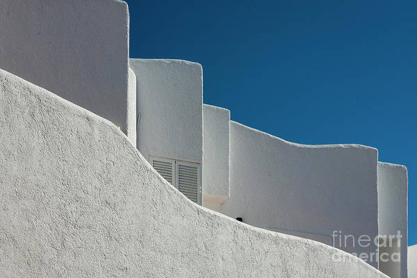 Photograph - White Andalusian Architecture by Heiko Koehrer-Wagner