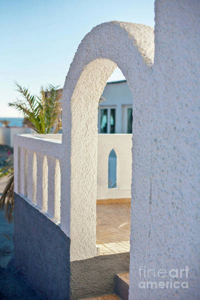 Photograph - White Andalusian Village Detail by Heiko Koehrer-Wagner
