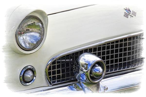 Photograph - White Ford by Alice Gipson