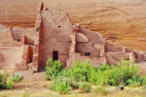 Photograph - White House Ruin Canyon De Chelly National Monument  by Kyle Hanson