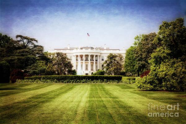 Photograph - White House by Scott Kemper