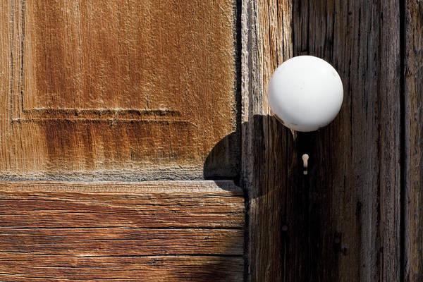 Wall Art - Photograph - White Knob by Kelley King