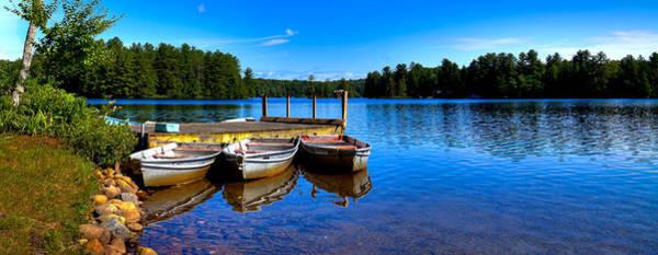 Photograph - White Lake Panorama by David Patterson