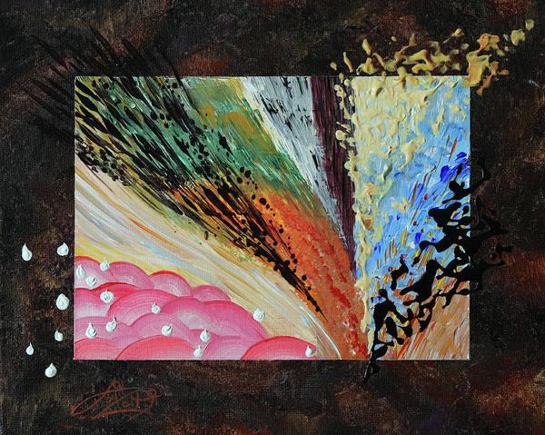 Novelties Painting - White Mocha Frappuccino by April Zaidi