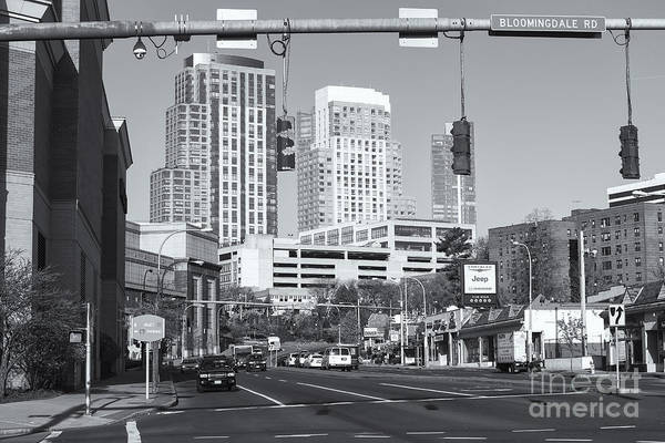 Photograph - White Plains New York Skyline Vi by Clarence Holmes