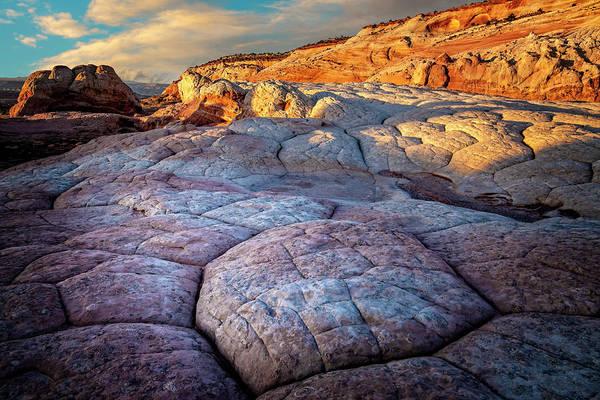Photograph - White Pocket Rocks by Michael Ash