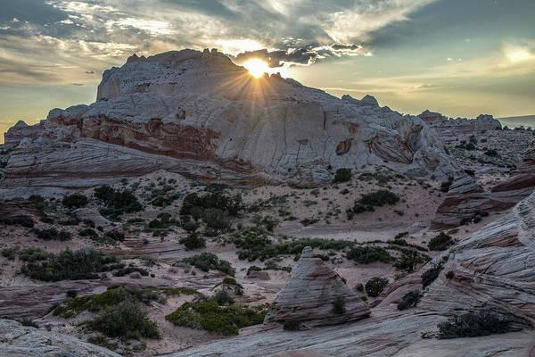 Photograph - White Pocket Sunset by Teresa Wilson