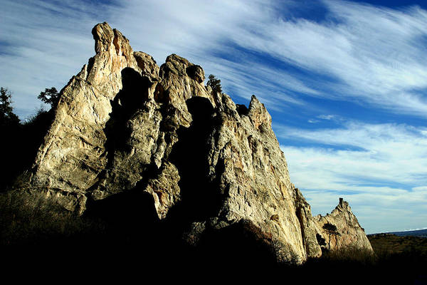 Photograph - White Rocks by Anthony Jones