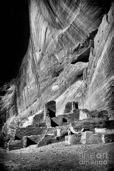 Photograph - White Room House - Canyon De Chelly by Paul W Faust - Impressions of Light
