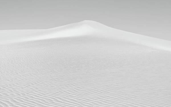 White Sand Photograph - White Sand by Joseph Smith