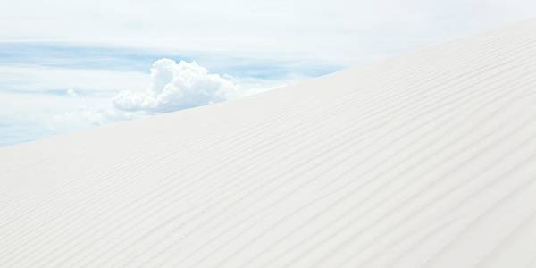 Photograph - White Sands National Monument by KJ Swan