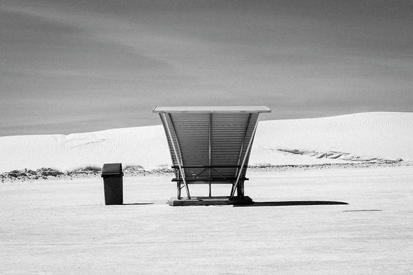 Photograph - White Sands National Monument #10 by Lou Novick