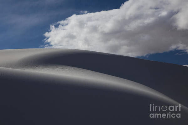 Photograph - White Sands National Monument by Keith Kapple