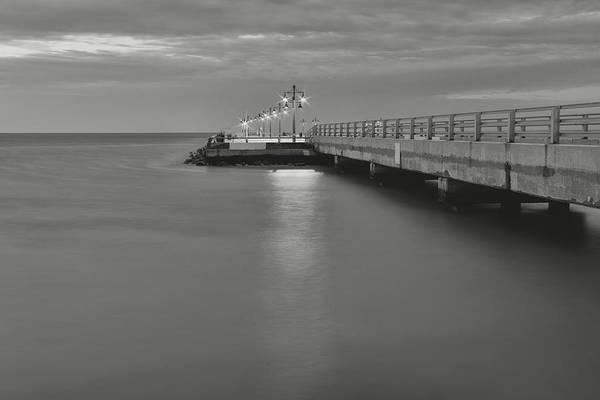 Photograph - White Street Pier - Key West by Kim Hojnacki