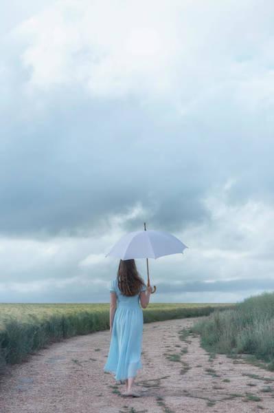 Wall Art - Photograph - White Umbrella by Joana Kruse