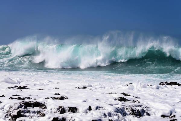 Photograph - White Water Beach by Michael Scott