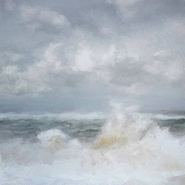 Photograph - White Water by Karen Lynch
