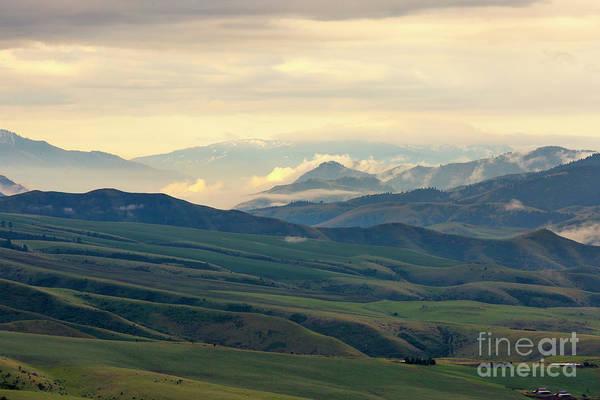 Wall Art - Photograph - Whitebird View by Idaho Scenic Images Linda Lantzy