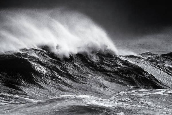 Photograph - Whitecaps by Nicholas Blackwell
