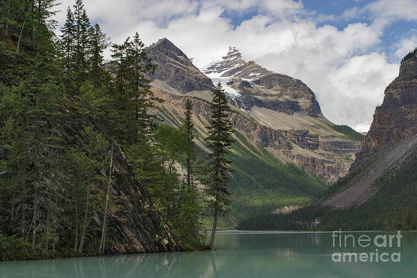 Photograph - Whitehorn Mountain by Charles Kozierok