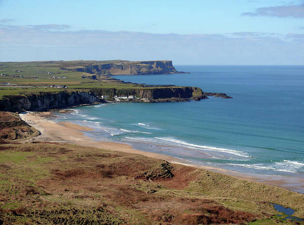 Photograph - Whitepark Bay And Portbraddon by Colin Clarke