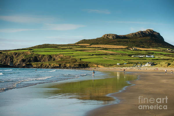 Photograph - Whitesands Bay, St Davids, Wales by Keith Morris