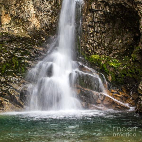 Photograph - Whitmore Falls by Jim McCain