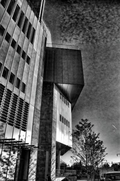 Photograph - Whitney Museum 2 by Michael Raiman