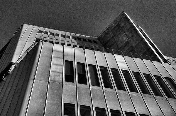 Photograph - Whitney Museum West View by Michael Raiman