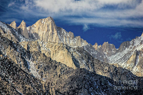 Photograph - Whitney Portal by Mark Jackson