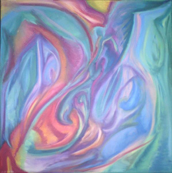 Pastel - Whitout Titel by Sitara Bruns