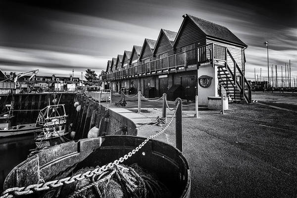 Kent Wall Art - Photograph - Whitstable Oysters by Ian Hufton