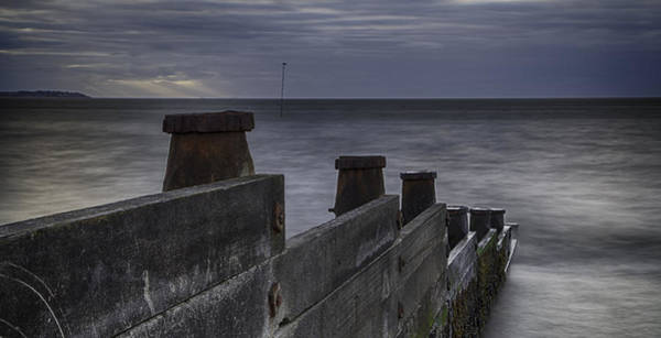 Wall Art - Photograph - Whitstable Seascape by Nigel Jones