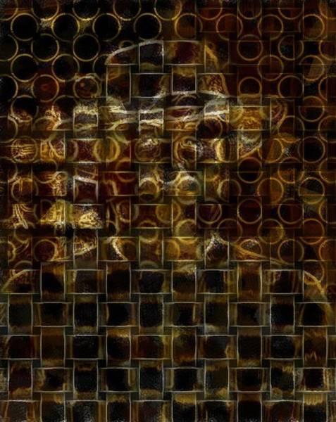 Painting - Who Am I  by Teodoro De La Santa