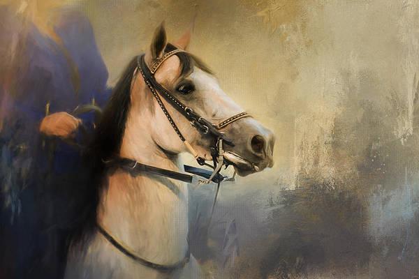 Painting - Whoa Slow Down Horse Art by Jai Johnson