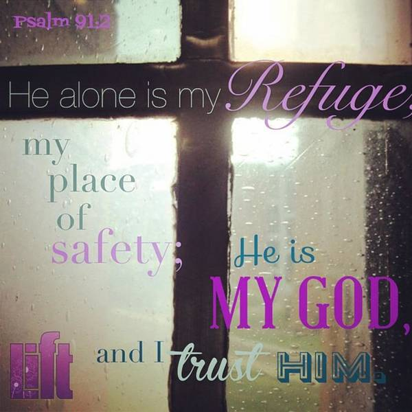 Salvation Wall Art - Photograph - Whoever Dwells In The Shelter Of The by LIFT Women's Ministry designs --by Julie Hurttgam