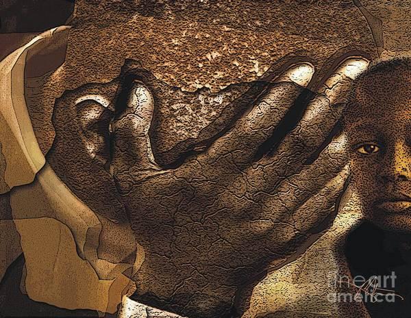 Christianity Digital Art - Why by Bob Salo
