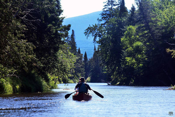 Photograph - Why We Paddle by John Meader