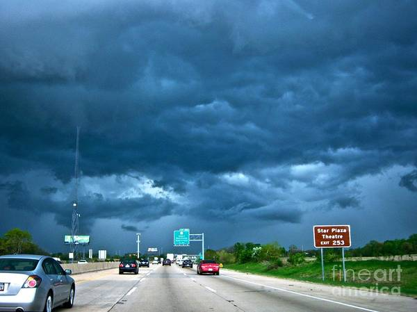Photograph - Wicked Weather by Pamela Clements