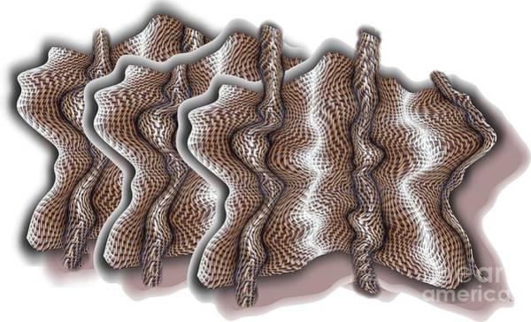 Wicker Basket Digital Art - Wickered by Ron Bissett