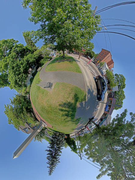 Wall Art - Photograph - Wickford Park Planet by Christopher Blake