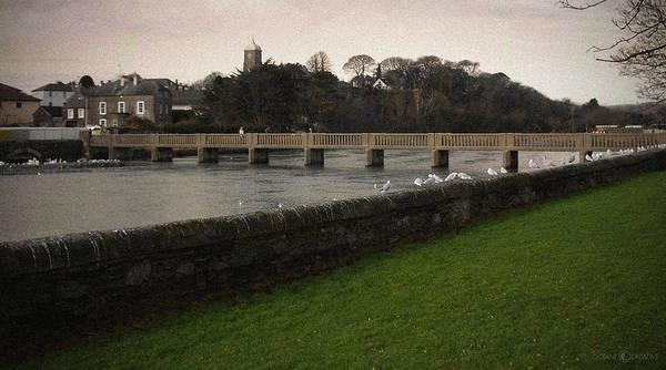 Photograph - Wicklow Footbridge by Tim Nyberg