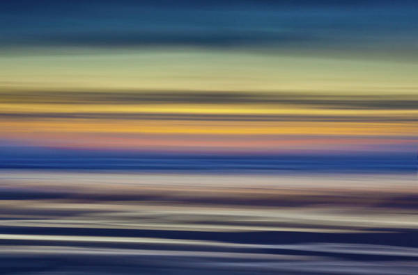 Widemouth, Bude, Cornwall Uk, Impressionism A Art Print